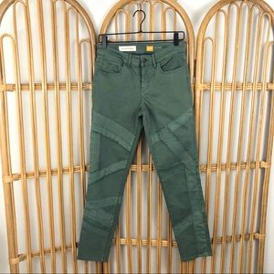 NWT Pilcro and the Letterpress Stet Moto Pants